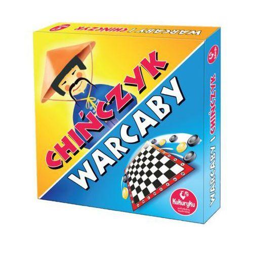PROMATEK Gra Warcaby i Chińczyk (5901738560024)