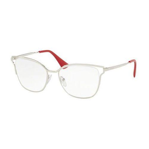 Prada Okulary korekcyjne pr54uv 1bc1o1