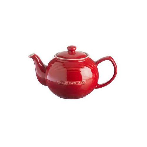 Mason cash Dzbanek do herbaty 1,1l czerwony