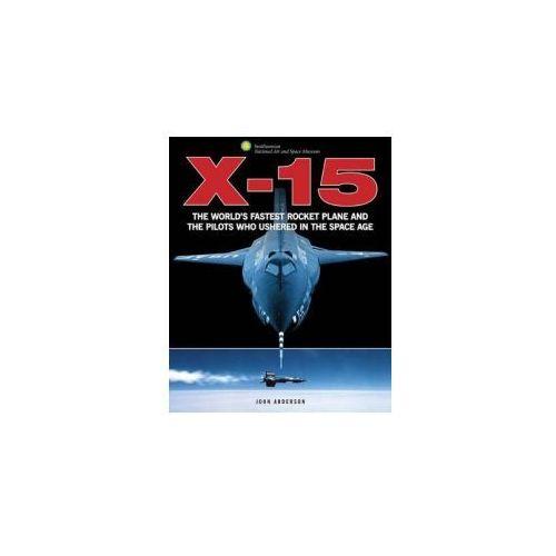 John &erson - X-15 (9780760344453)