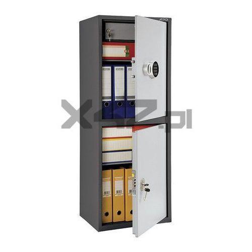 Sejf elektroniczny/kluczowy na segregatory sl 125/2t el valberg marki Promet