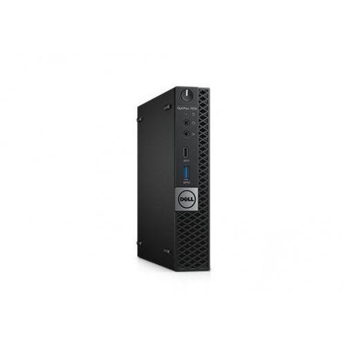 Dell Optiplex 7050MFF Win10Pro i7-7700T/128GB SSD/8GB/HD630/MS116/KB216/3Y NBD (5902002055796)