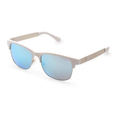 Okulary przeciwsłoneczne męskie GUESS - GU6859-70
