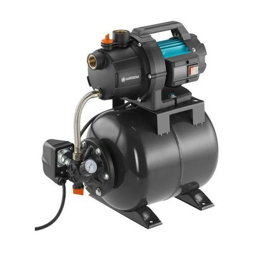 Hydrofor 600 W 3000 l/h 19 l GARDENA 9020-29