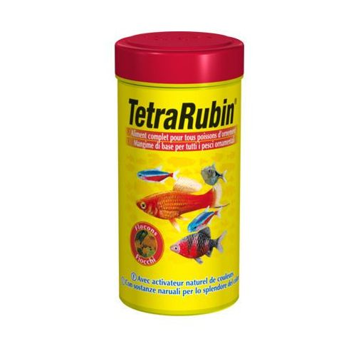 rubin - różne objętości marki Tetra