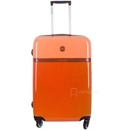 tri colors walizka lekka średnia podróżna 65 cm / desert dream - desert dream marki Bg berlin