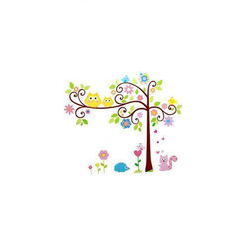 Naklejka na ścianę Drzewo 3Y34F2
