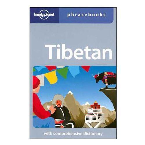 Tybetański słownik frazeologiczny Lonely Planet Tibetan Phrase Book