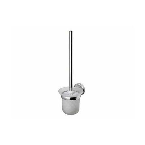 BISK SEDUCTION Szczotka WC z uchwytem, chrom 03583, 03583