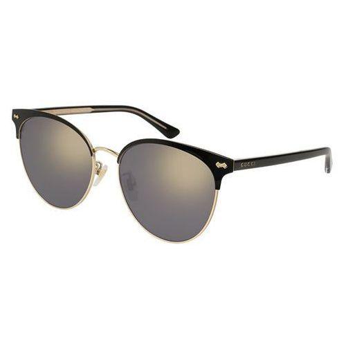 Gucci Okulary słoneczne gg 0198sk 001