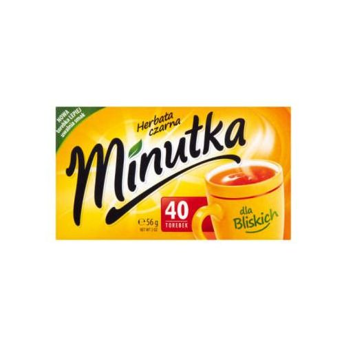 Mokate Herbata ekspresowa minutka ex'40x1,4 g