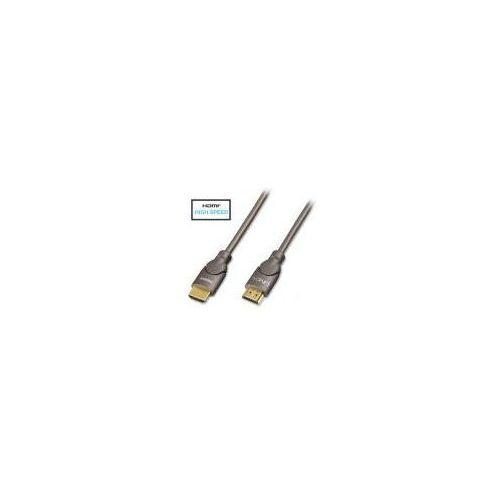 Kabel LINDY HDMI - HDMI 7.5m Szary (41115) Darmowy odbiór w 20 miastach!, kup u jednego z partnerów