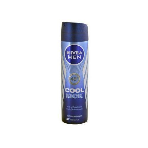 Nivea Men Cool Kick 48h antyperspirant 150 ml dla mężczyzn