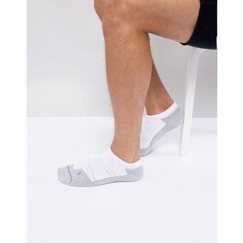 Levis Performance Trainer Socks in White - Black