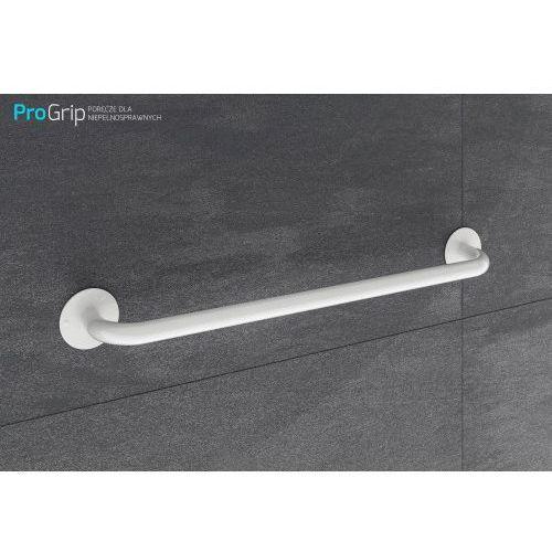 Poręcz dla niepełnosprawnych prosta Ø 25 mm, długość 900 mm, PSE/25/904