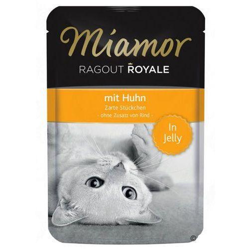 Miamor Ragout Royale Kurczak 100g