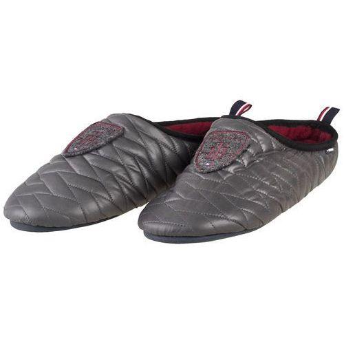 slipper 1d fm56820321 - szary, Tommy hilfiger