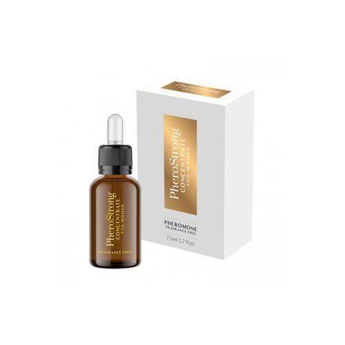 PheroStrong - Fragrance Free koncentrat dla kobiet 7,5 ml (5905669259361)