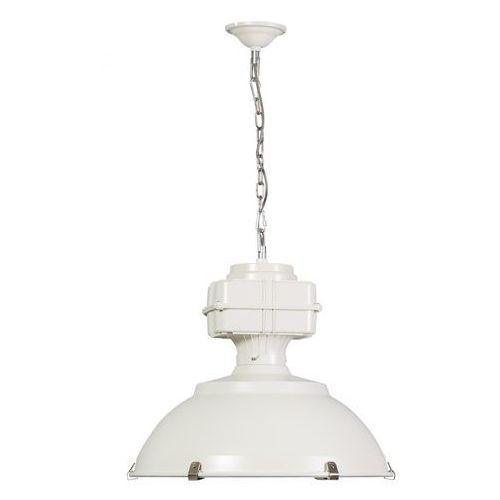 Eth Lampa wisząca śr. 62cm loft manduria biała