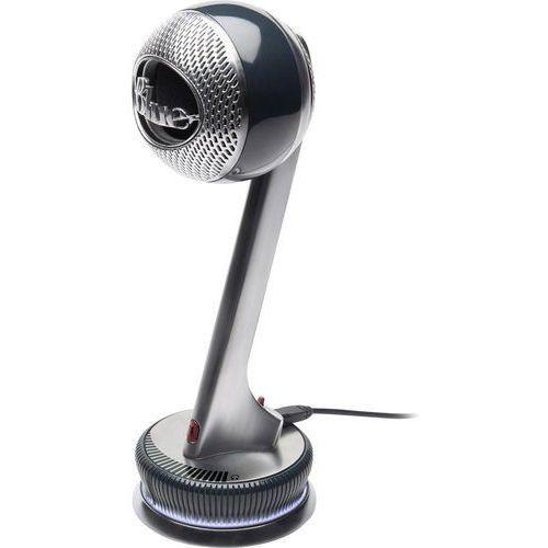 OKAZJA - Mikrofon USB Blue Microphones NESSIE, Rodzaj transmisji danych: Przewodowa podstawka, 2025