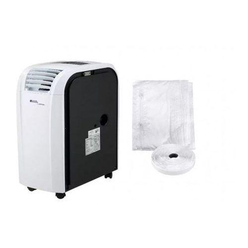 Klimatyzator przenośny Fral Super Cool FSC 09.1 + uszczelka do okna GWARANCJA NAJNIŻSZEJ CENY - chłodzi i grzeje 25 m2, Fral Super Cool FSC 09.1