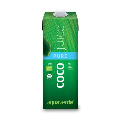 Coco (dr. martins, aqua verde) (wody kokosowe) Woda kokosowa aqua verde bio 1 l- coco (dr martins) (4260183211471)