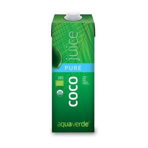 WODA KOKOSOWA AQUA VERDE BIO 1 L- COCO (DR MARTINS) (4260183211471)