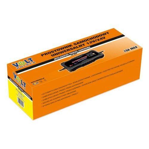 Prostownik automatyczny VOLT 10A 12V/24V (5907768270032)
