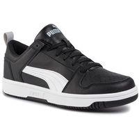 Sneakersy - rebound layup lo sl 369866 02 puma black/white/high rise, Puma, 42-45