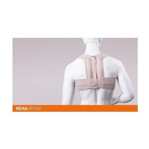 Prostotrzymacz elastyczny z usztywnieniem rehaortho prostotrzymacz elastyczny, usztywnienie, rehaortho, erh 53/1 marki Erhem
