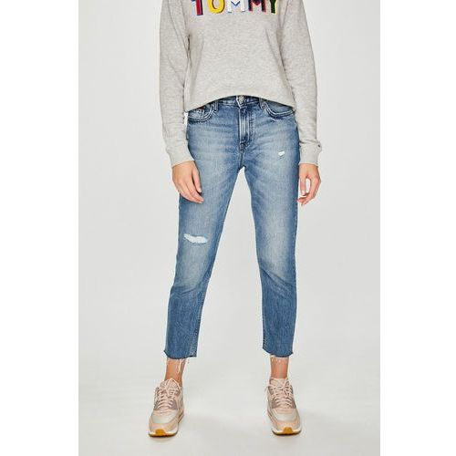 - jeansy izzy marki Tommy jeans