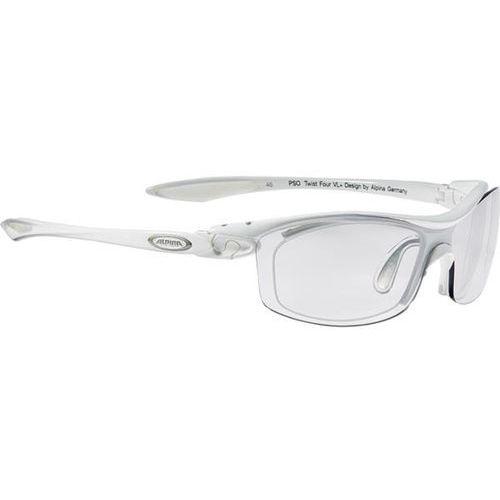 Okulary Słoneczne Alpina Pso Twist Four VL+ A8600110, kolor żółty