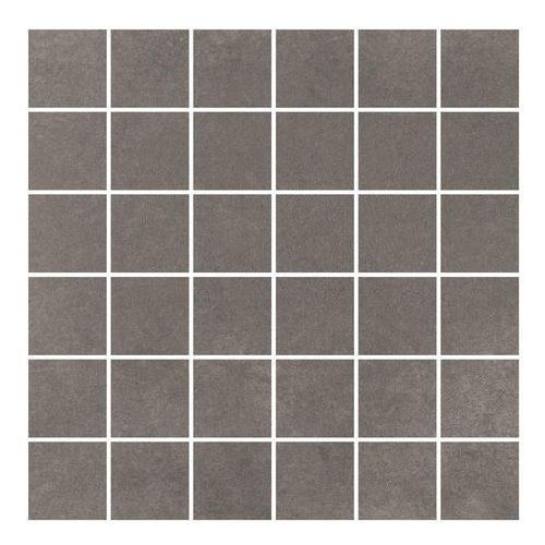 mozaika gresowa city squares grey 29,7 cm x 29,7 cm marki Cersanit