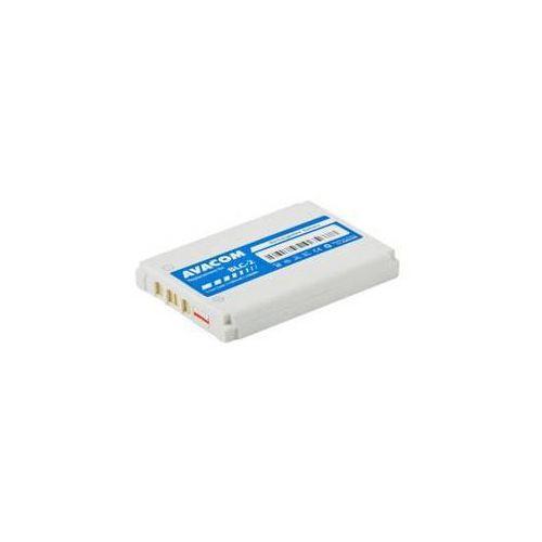 Bateria  pro nokia 3410, 3310,3510 li-ion 3,6v 1100mah ( blc-2) marki Avacom