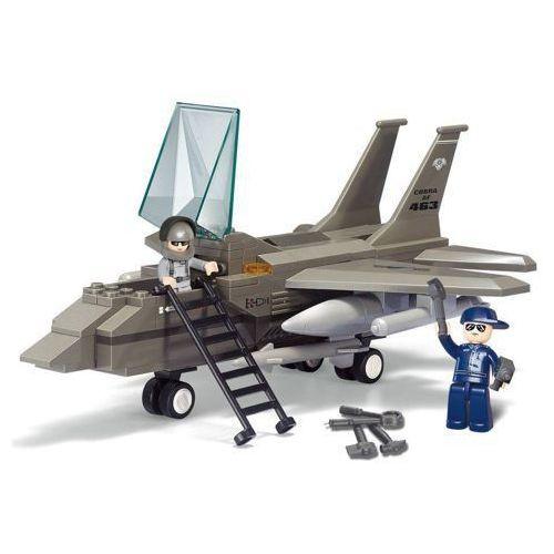 Sluban ARMY Myśliwiec f-15 eagle M38-B7200