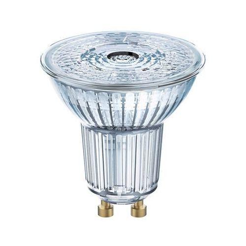 Żarówka LED OSRAM 4052899390195, GU10, 4.6 W = 50 W, 350 lm, 4000 K, biel neutralna, 230 V, 25000 h, 1 szt. (4052899390195)