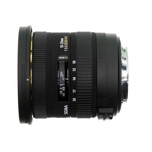 Sigma 10-20 mm f/3.5 EX DC HSM
