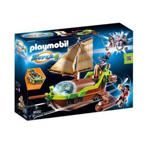 Playmobil SUPER 4 Piracki-chameleon z ruby 9000 - BEZPŁATNY ODBIÓR: WROCŁAW!