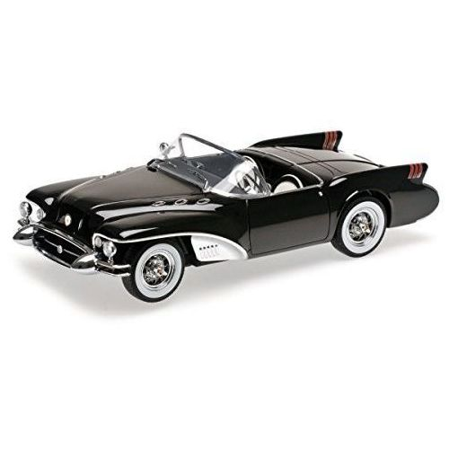 Minichamps Buick wildcat 2 concept 1954 (black) - darmowa dostawa!