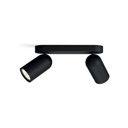 Philips 50582/30/PN - Reflektor punktowy MYLIVING PONGEE 2xGU10/10W/230V, 50582/30/PN
