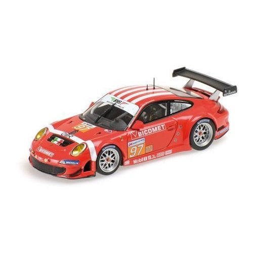 Porsche 997 gt3 rsr bms - marki Minichamps