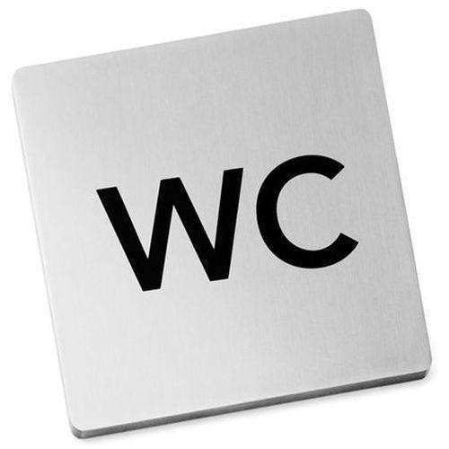 Szyld WC Indici Zack (50715) (4034398507151)