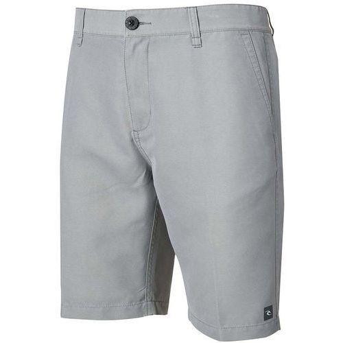 Szorty - travellers boardwalk 20 neutral grey (3259) rozmiar: 34 marki Rip curl