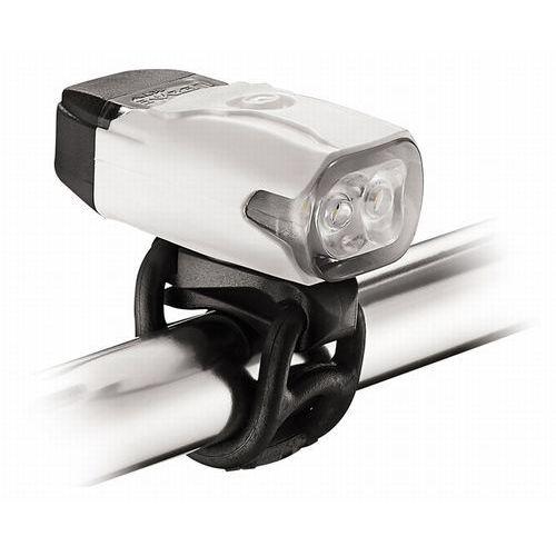 Lampka przednia LEZYNE LED KTV DRIVE 180 lumenów, usb biała (NEW) LZN-1-LED-12F-V307
