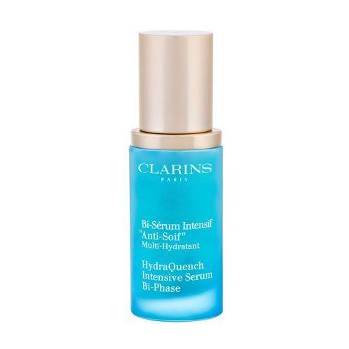 Clarins hydraquench intensive serum bi phase serum do twarzy 30 ml dla kobiet