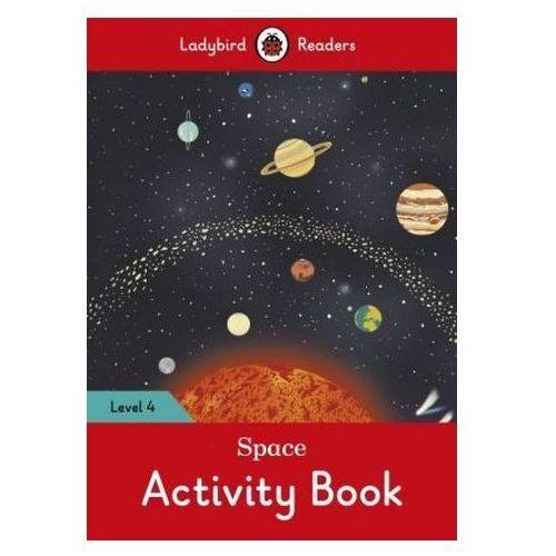 Space Activity Book - Ladybird Readers Level 4, oprawa miękka