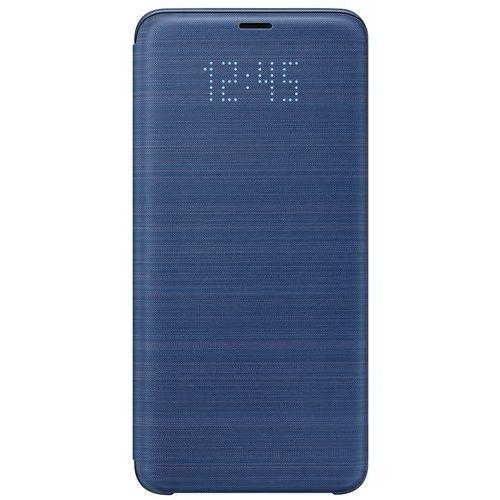Samsung Galaxy S9+ LED View Cover EF-NG965PL (niebieski), kolor niebieski