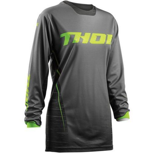 Thor_2018 Thor bluza offroad womens pulse dashe gray/lime =$