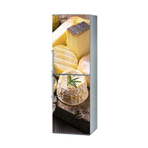 Mata magnetyczna na lodówkę - kompozycja serów 4258, marki Stikero