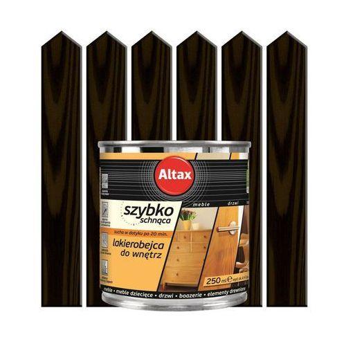 Altax Lakierobejca do drewna szybkoschnąca 0,25 lwenge
